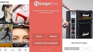 Gadget Flow แอพ ขายแก็ดเจ็ตเจ๋งๆ ใจไม่แข็งมีกระเป๋าฉีก!!