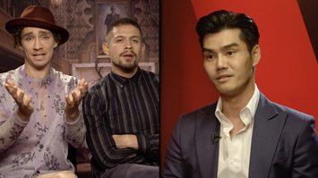 สัมภาษณ์เอ็กซ์คลูซีฟ!! เดวิด แคสแทนดา และ โรเบิร์ต ซีฮาน จากซีรีส์ The Umbrella Academy
