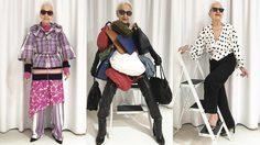 แฟชั่นไอคอน ที่ว่าแน่ก็ต้องแพ้ คุณยายเออร์นี่ วัย 95 ปี นางแบบดาวเด่น บนไอจี!!