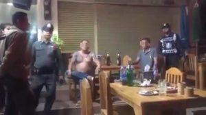 ผู้การฯโคราชยัน! ไม่รู้จักชายเมากร่างด่าตำรวจ