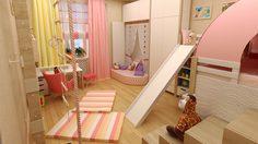 3 ข้อพ่อแม่ต้องรู้ จัดห้องเด็ก อย่างไร ให้ส่งเสริมพัฒนาการให้เจ้าตัวน้อย