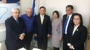 รัฐมนตรีอิสราเอล รับจะดูแลแรงงานไทยเป็นอย่างดี