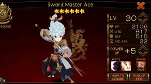 Seven Knights รีวิว : เอซ เจ้าแห่งดาบ