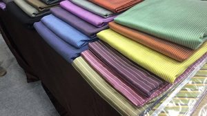 BaanKrua Silk Goes London, of course, Around the World