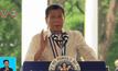 ฟิลิปปินส์ปกป้องผู้นำจัดการปัญหาในประเทศ