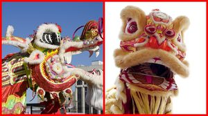 20 Beliefs about Dragon and Lion In Chinese Cultures