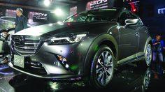Mazda เปิดตัว New Mazda CX-3 Collection เคาะราคาเริ่มต้น 8.79แสนบาท