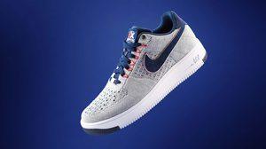 "Nike Air Force 1 Ultra Flyknit ""RKK"" เพื่อเฉลิมฉลองให้กับทีม New England Patriots"