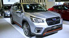 The All-New Subaru Forester e-Boxer ใหม่ เผยโฉมครั้งแรกที่สิงคโปร์