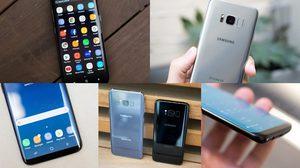 Samsung Galaxy S8 มียอดสั่งจองในเกาหลีใต้มากกว่ารุ่น Galaxy S7 ถึง 5 เท่า!!!