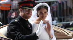 เจ้าชายแฮร์รี่ ทรงช่วยเลือกเทียร่าให้พระชายา และเพลงในวันเสกสมรส