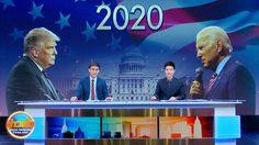 ต๊ะ พิภู – แบงค์ พบเอก จับคู่คุยข่าวช่วงพิเศษ! ใน ศึกชิงทำเนียบขาว 2020 ทางช่อง MONO29