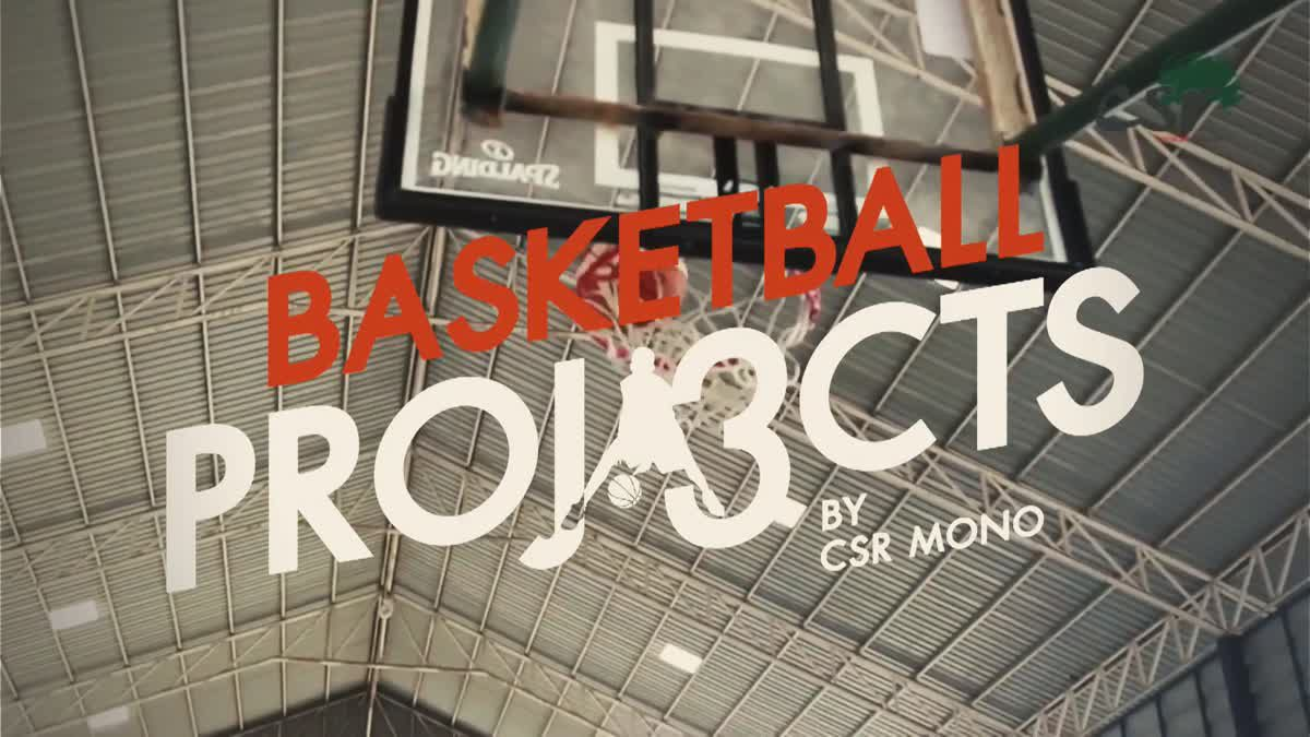 Basketball Projects by CSRMONO