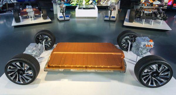 Honda - GM EVcar