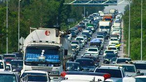 ประกาศ 5 เส้นทาง ห้ามรถสิบล้อวิ่ง ช่วงวันที่ 11-17 เม.ย.62