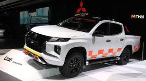เปิดตัว 2019 Mitsubishi L200 (Triton) ไมเนอร์เชนจ์สเป็คยุโรป ที่เจนีวา