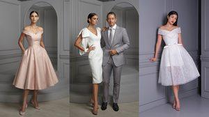 'โพเอม' (POEM) เปิดตัวชุดสวย Timeless Collection พร้อมแนะนำเคล็ดลับเลือกชุดแต่งงานยุค New Normal