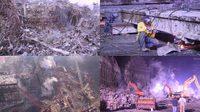 ภาพเศษซากความเสียหายตึก World Trade Center หลังเหตุก่อการร้ายที่ไม่เคยเปิดเผยที่ไหนมาก่อน