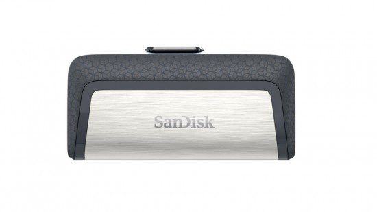 Product: SanDisk Ultra Dual Drive USB Type-C - front closed
