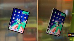 เผยฟีเจอร์ลับ iPad Pro 2018 สามารถติดกับตู้เย็นแบบไม่พึ่งอุปกรณ์เสริมได้