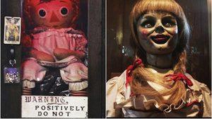 ตุ๊กตาแอนนาเบลล์ (Annabelle) ตุ๊กตาผีสิงเฮี้ยนและโด่งดังที่สุด