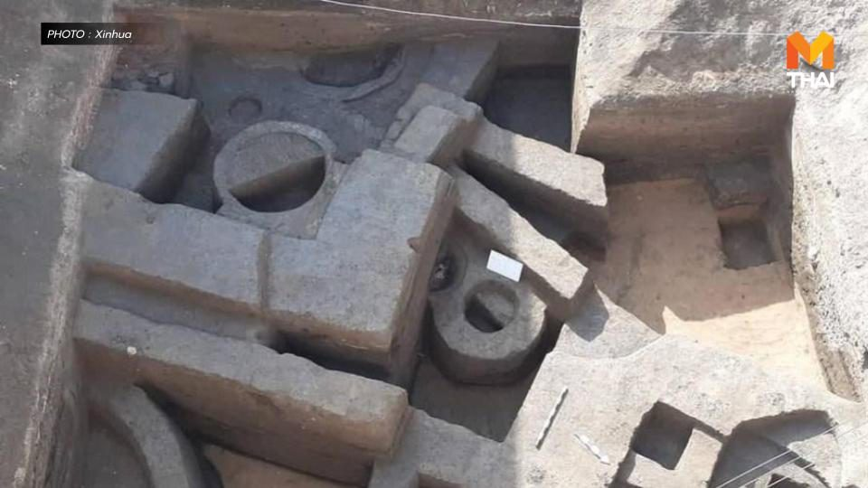 อียิปต์พบซาก 'โรงเครื่องปั้นดินเผา' ยุคกรีก-โรมัน