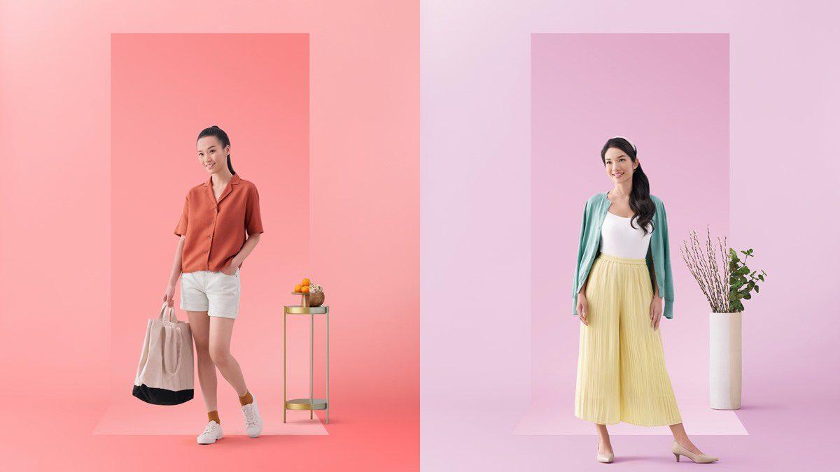 ยูนิโคล่ ชวนแต่งตัวเสื้อผ้าใหม่สีสันสดใส เสริมความมั่นใจรับตรุษจีน