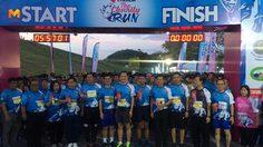 นักวิ่งกว่า 3,000 ชีวิต ร่วมแข่งขันวิ่งมินิมาราธอนเพื่อการกุศล 'Thaioil the Charity Run 2018'