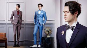 Varich Suit ห้องเสื้อเจ้าบ่าวสุดโมเดิร์น ที่มาพร้อมบริการระดับพรีเมียมหนึ่งเดียวในไทย