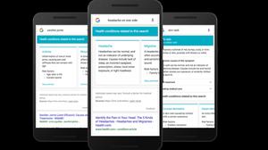 แอพ Google อัพเดตใหม่ นำเสนอข้อมูลเรื่องอาการโรคต่างๆ ได้ง่ายไม่ต้องเข้าเว็บ