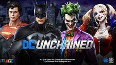 DC Unchained เข้าเล่นวันนี้รับเลย แบทแมน และ โจ๊กเกอร์!!!