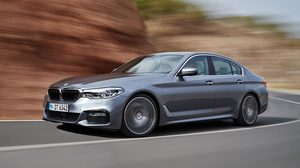 BMW Series 5 คว้ารางวัลความปลอดภัยระดับ 5 ดาว จาก Euro NCAP awards ประจำปี 2017