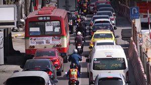 รอง ผบช.น. แจงแล้ว ปมลดจำนวนรถเมล์ แก้ปัญหาจราจรถนนรามคำแหง
