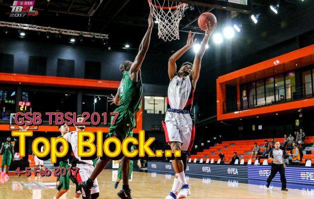 รวมไฮไลท์ GSB TBSL2017...Block Shot!!!