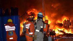 ไฟไหม้ร้านกาแฟชื่อดังกลางเมืองโคราช เสียหายกว่า 5 ล้านบาท