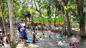 คลองกุนุงจนอง ที่เที่ยวอันซีน เมืองเบตง แช่น้ำเย็นๆ จากธรรมชาติ