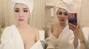 เห็นแล้วต้องร้อง…!! แอ้ม จริยา สาว RUSH 2017 เซ็กซี่เกินห้ามใจในชุดอาบน้ำ