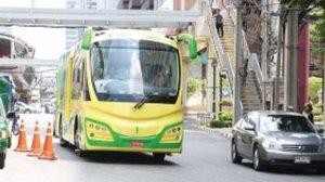 กทม. เตรียมเก็บค่าโดยสาร BRT ตามโซน 1 ต.ค. นี้