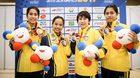 ไทยชิงกันเอง! นักตบลูกเด้งสาวไทย คว้าทองเทเบิลเทนนิสหญิงคู่ ซีเกมส์ 2019