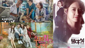 สรุปเรตติ้งซีรีส์เกาหลีวันที่ 28-29 พฤศจิกายน 2559
