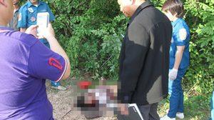 หนุ่มอุบลฯ ถูกแทงยับ 16 แผล หนีตายคาป่าละเมาะ !