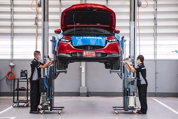 Mazda Fast Service
