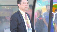 """""""บิ๊กขจร"""" ยื่นลาออกผู้จัดการทีมชาติไทย,รับผิดชอบพ่าย4นัดคัดบอลโลก"""