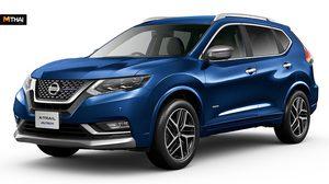 Nissan X-Trail AUTECH รถเอสยูวี รุ่นพิเศษ เปิดตัวที่ประเทศญี่ปุ่น