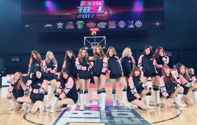 อีกหนึ่งสีสันในการแข่ง TBSL2017 กับสาวๆ Mono Vampire Girls
