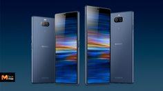 เปิดตัว Sony Xperia 10 และ Xperia 10 Plus สมาร์ทโฟนจอยาว