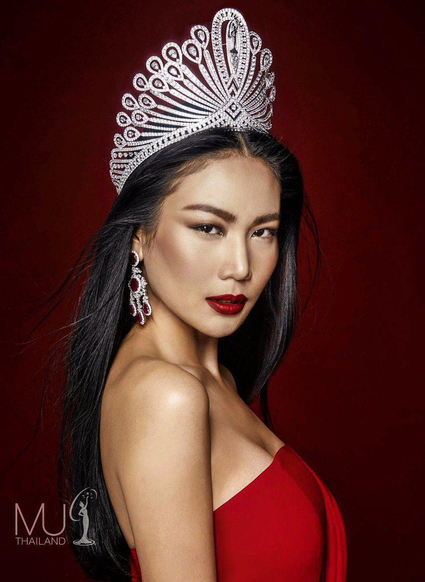 มงกุฎ Miss Thailand Universe 2018
