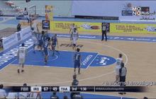 Q3 อิรัก ปะทะ ไทย ศึก FIBA ASIA CHALLENGE 2016