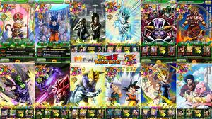 สุดยอดการ์ดระดับ LR เก่งที่สุดใน Dragon Ball Z Dokkan Battle