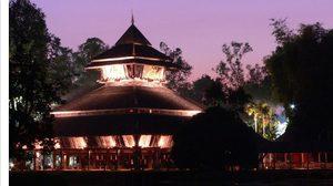 ชวนชม พิพิธภัณฑ์ใต้แสงเทียน ณ อุทยานศิลปะวัฒนธรรมแม่ฟ้าหลวง เชียงราย